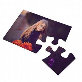 Puzzle magnétique 150 x 200 mm épaisseur 2 mm - 6 pièces