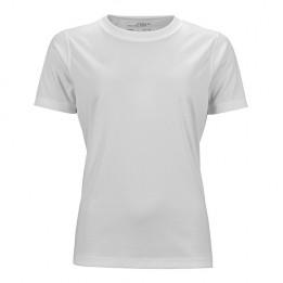 Tee-shirt femme sport respirant blanc 150 gr/m² - 7 tailles (vendu à l'unité)