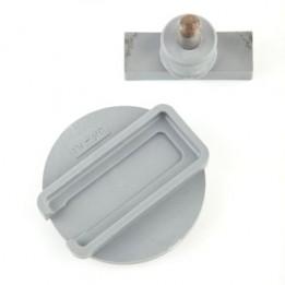Outil UM-MF assemblage porte-clé métal