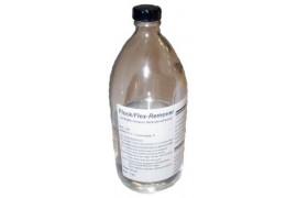 Décolleflex en bouteille d'1 litre pour enlever les Flex