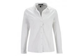Chemise femme coupe cintrée manches longues 230 gr/m² - 3 tailles
