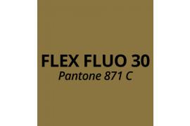 Vinyle thermocollant Flex Or Mate PU30