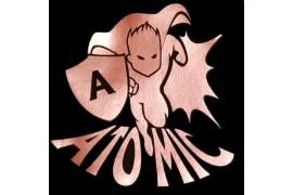 "PU FlexCut Atomic Rose 01 ""Effet métallique irrisé"""