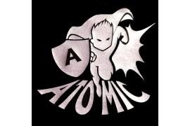 """PU FlexCut Atomic Violet 06 """"Effet métallique irrisé"""""""