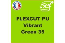 PU FlexCut Vibrant Green 35