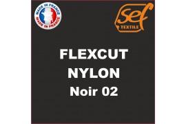 PU FlexCut Nylon Noir 02