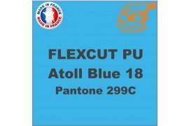 PU FlexCut Atoll Blue 18
