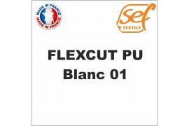 PU FlexCut Blanc 01