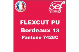PU FlexCut Bordeaux 13