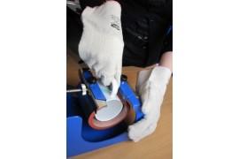 Paire de gants de protection haute température pour homme