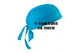 Chapeau bandana K-UP KP150 100% polyester