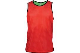 Chasuble sportif réversible 100% polyester maille ajourée XXS à XL - 3 coloris