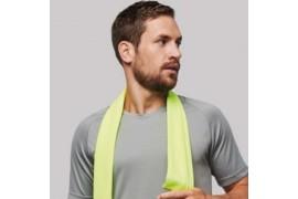 Serviette sport PA578 rafraîchissante 100% polyester 100 cm x 30 cm - 8 coloris (vendu à l'unité)
