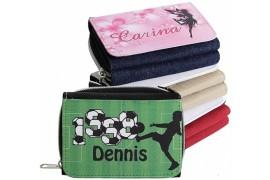 Portefeuille textile