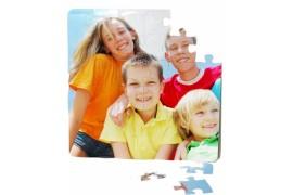 Puzzle en polymère carré 19,2 x 19,2 cm épaisseur 3 mm