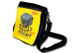 Petit sac en bandoulière avec rabat détachable 20 x 23 x 6 cm