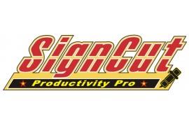 """Logiciel de découpe pour plotters Secabo """"Sign Cut"""" pour Mac"""