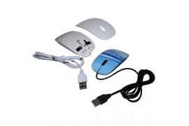 Souris d'ordinateur 3D avec câble USB