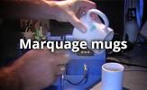 Marquage sur Mugs